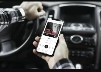 Audible: better listening with iPhone and Apple CarPlay