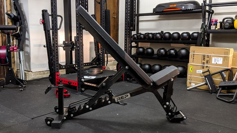 The Different Types of Weight Benches