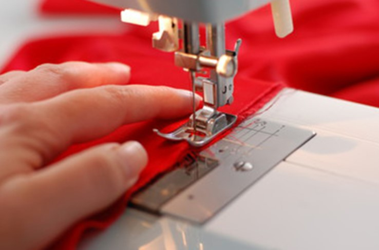 Support Fabrics, Zippers, Buttons, and Snaps for Elastic Sewing Materials